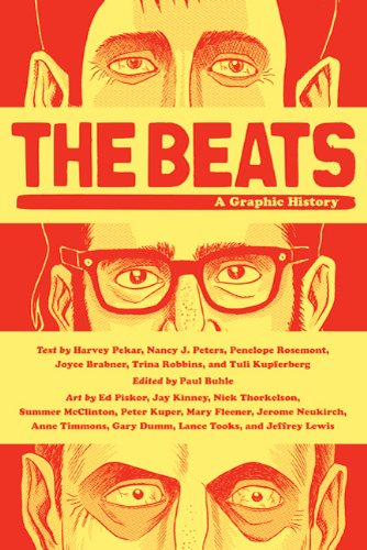 The Beats: A Graphic History 9780809016495