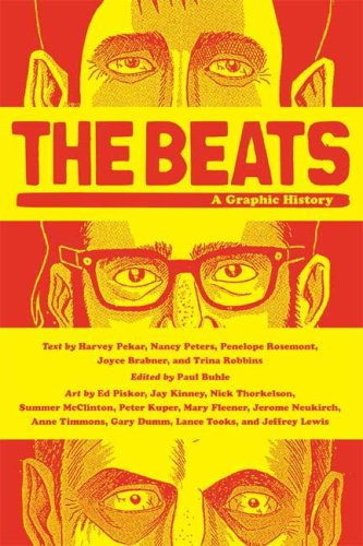 The Beats: A Graphic History 9780809094967
