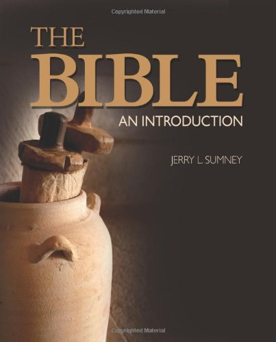 The Bible: An Introduction 9780800663742