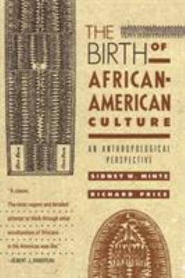 The Birth of African-American Culture: An Anthropological Perspective 9780807009178