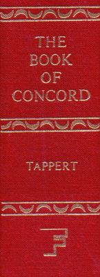 The Book of Concord 9780800608255