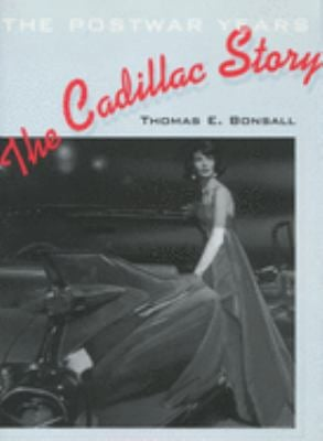 The Cadillac Story: The Postwar Years 9780804749428