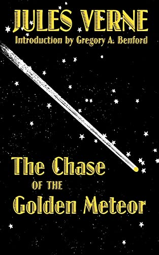 The Chase of the Golden Meteor 9780803296190
