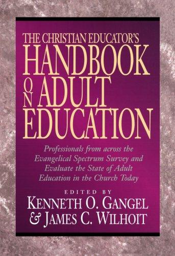 The Christian Educator's Handbook on Adult Education 9780801021688