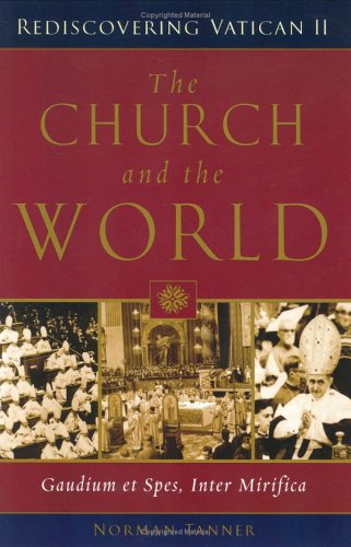 The Church and the World: Gaudium Et Spes, Inter Mirifica 9780809142385
