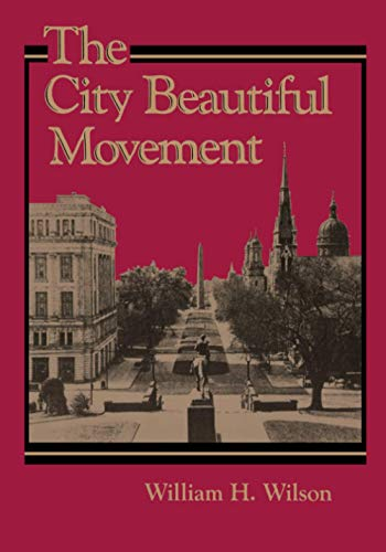 The City Beautiful Movement 9780801849787
