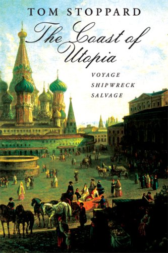 The Coast of Utopia: A Trilogy: Voyage/Shipwreck/Salvage 9780802143402