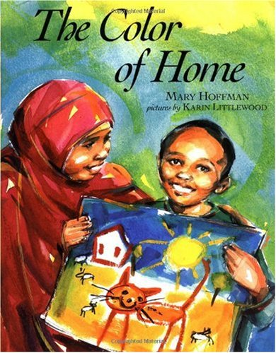 The Color of Home by Mary Hoffman, Karin Littlewood - Reviews, Description  & more