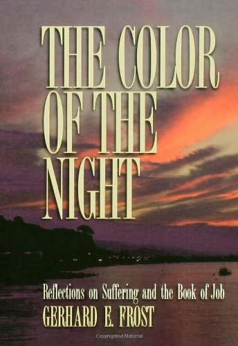 The Color of the Night 9780806636320