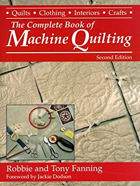 The Complete Book of Machine Quilting 9780801983887
