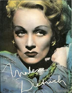 The Complete Films of Marlene Dietrich - Dickens, Homer / Vermilye, Jerry