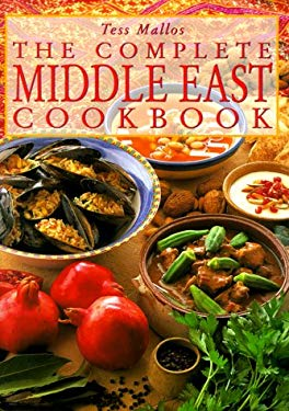 The Complete Middle East Cookbook 9780804819824