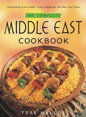 The Complete Middle East Cookbook 9780804838764
