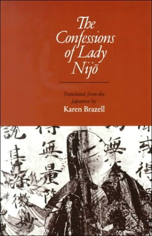 The Confessions of Lady Nijo 9780804709309