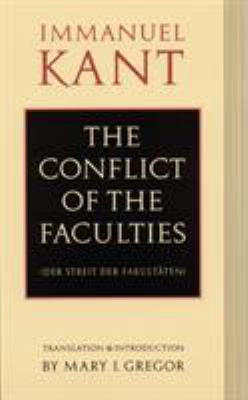 The Conflict of the Faculties 9780803277755