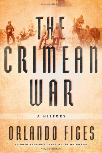 The Crimean War 9780805074604