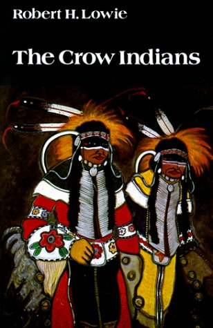 The Crow Indians 9780803279094