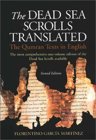 The Dead Sea Scrolls Translated: The Qumran Texts in English 9780802841933
