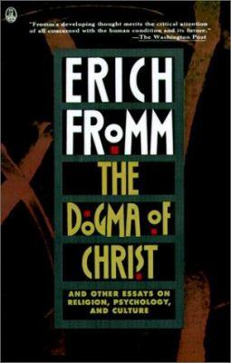 The Dogma of Christ 9780805071177