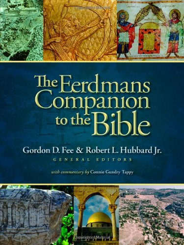 The Eerdmans Companion to the Bible 9780802838230