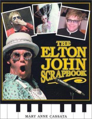 The Elton John Scrapbook 9780806523224