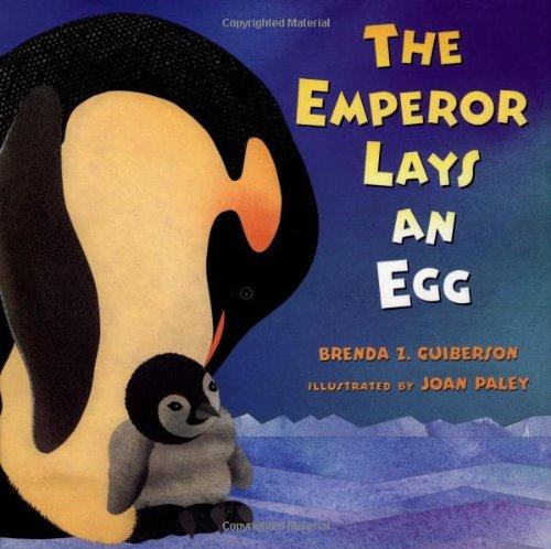 The Emperor Lays an Egg 9780805062045
