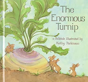The Enormous Turnip 9780807520628