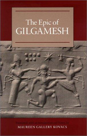 The Epic of Gilgamesh 9780804717113