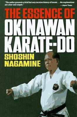The Essence of Okinawan Karate-Do 9780804811637