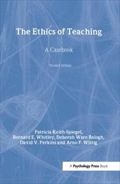The Ethics of Teaching 2nd Ed CL