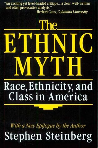 The Ethnic Myth 9780807041512
