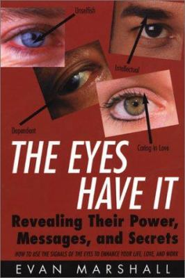 The Eyes Have It: Revealing Their Power, Messages, and Secrets 9780806524450