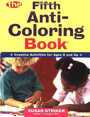 The Fifth Anti-Coloring Book 9780805076486