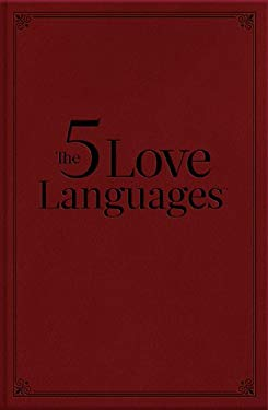The 5 Love Languages 9780802473622