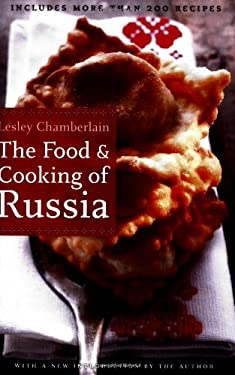The Food and Cooking of Russia 9780803264618