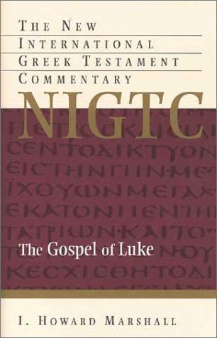 The Gospel of Luke 9780802835123