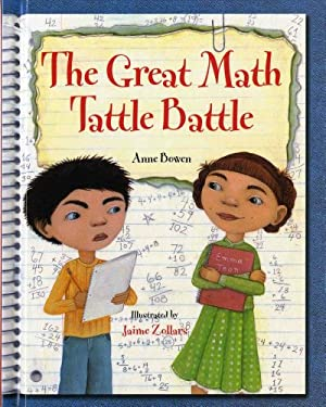 The Great Math Tattle Battle 9780807531631