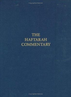 The Haftarah Commentary