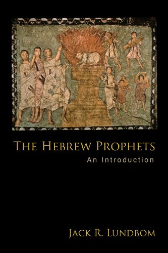 The Hebrew Prophets: An Introduction 9780800697372