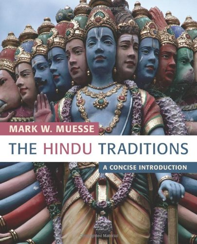 The Hindu Traditions: A Concise Introduction 9780800697907