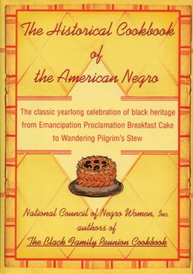 The Historical Cookbook of the American Negro 9780807009659