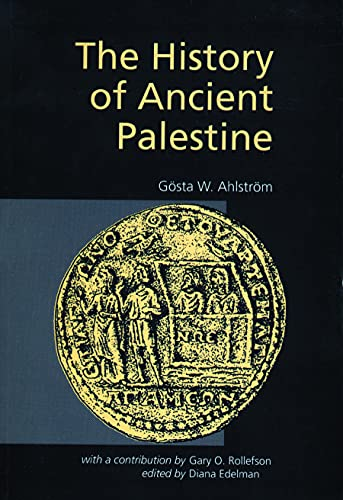The History of Ancient Palestine 9780800627706