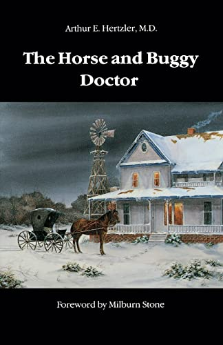 The Horse and Buggy Doctor 9780803257177