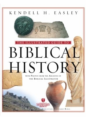 The Illustrated Guide to Biblical History 9780805428346
