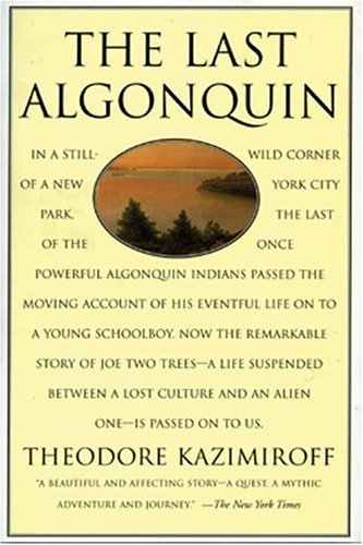 The Last Algonquin 9780802775177