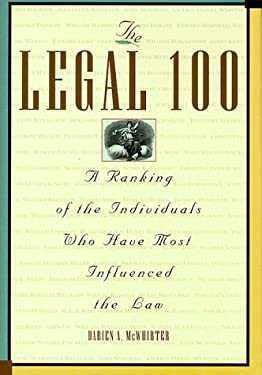 The Legal 100 9780806518602