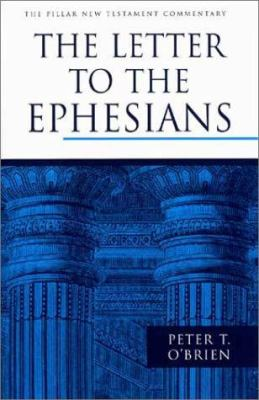 The Letter to the Ephesians 9780802837363