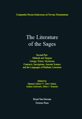 The Literature of the Sages 9780800606060