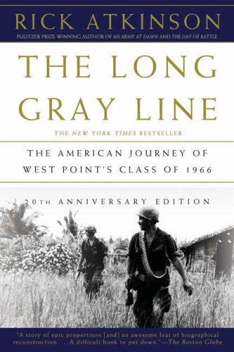 The Long Gray Line: The American Journey of West Point's Class of 1966 9780805091229