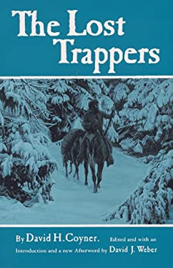 The Lost Trappers 9780806127255